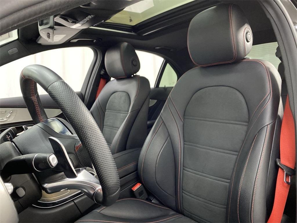 Used 2019 Mercedes-Benz C-Class C 43 AMG for sale $50,888 at Gravity Autos Marietta in Marietta GA 30060 10