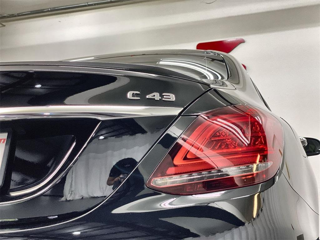 Used 2019 Mercedes-Benz C-Class C 43 AMG for sale $50,888 at Gravity Autos Marietta in Marietta GA 30060 13
