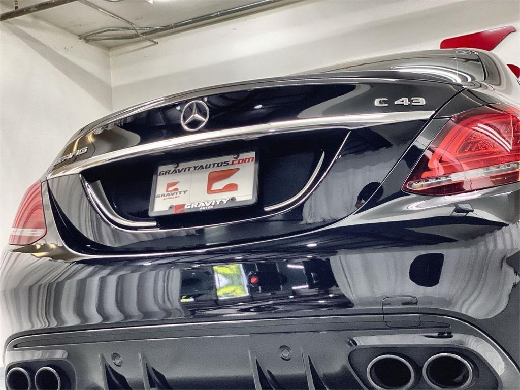 Used 2019 Mercedes-Benz C-Class C 43 AMG for sale $50,888 at Gravity Autos Marietta in Marietta GA 30060 14