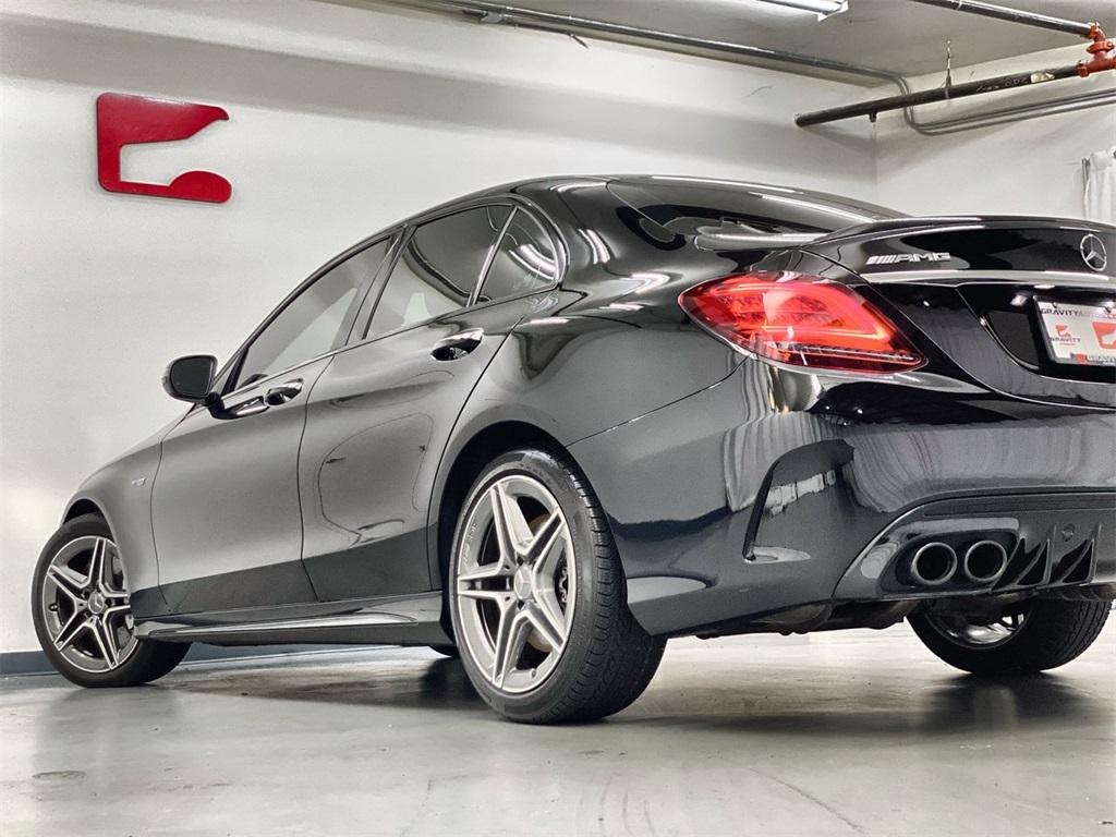 Used 2019 Mercedes-Benz C-Class C 43 AMG for sale $50,888 at Gravity Autos Marietta in Marietta GA 30060 15