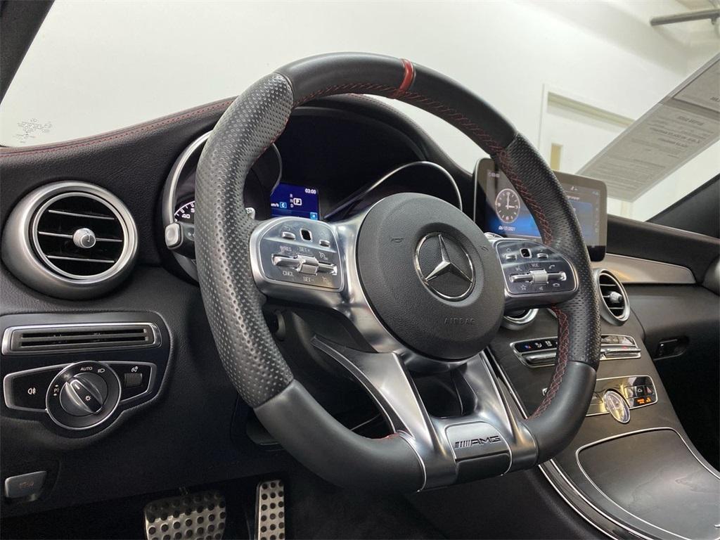 Used 2019 Mercedes-Benz C-Class C 43 AMG for sale $50,888 at Gravity Autos Marietta in Marietta GA 30060 26