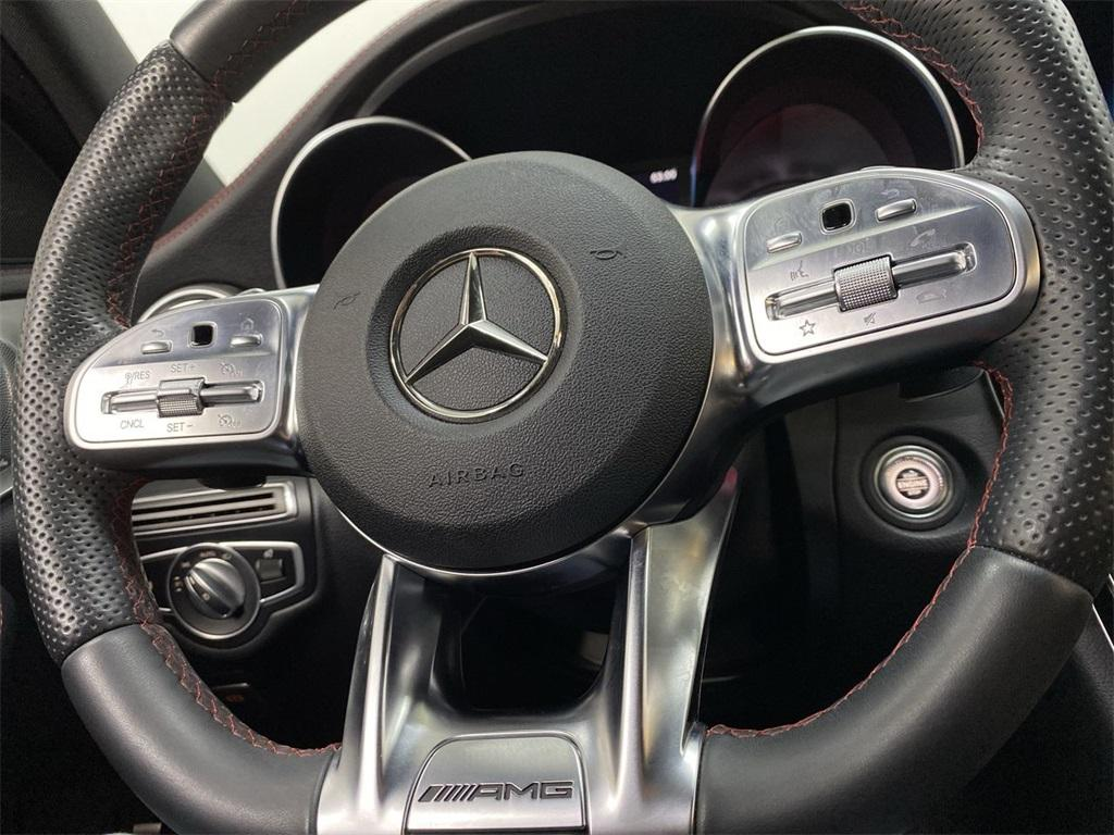 Used 2019 Mercedes-Benz C-Class C 43 AMG for sale $50,888 at Gravity Autos Marietta in Marietta GA 30060 28