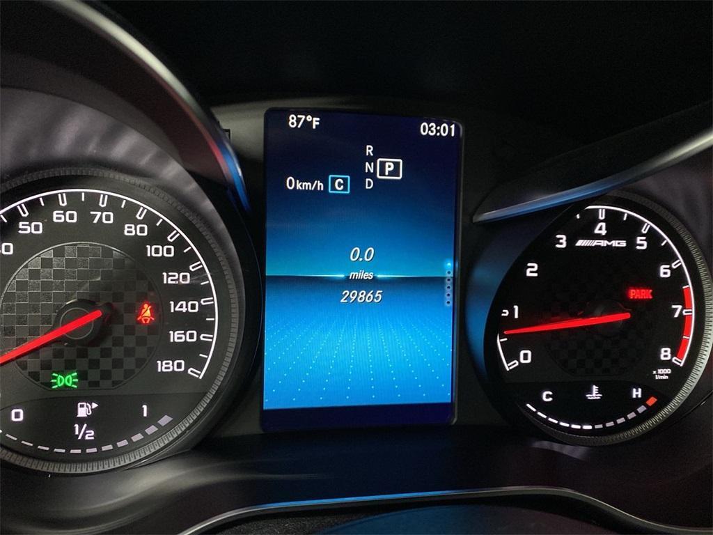 Used 2019 Mercedes-Benz C-Class C 43 AMG for sale $50,888 at Gravity Autos Marietta in Marietta GA 30060 29