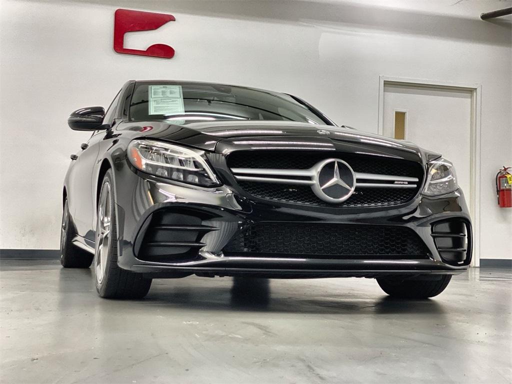 Used 2019 Mercedes-Benz C-Class C 43 AMG for sale $50,888 at Gravity Autos Marietta in Marietta GA 30060 3