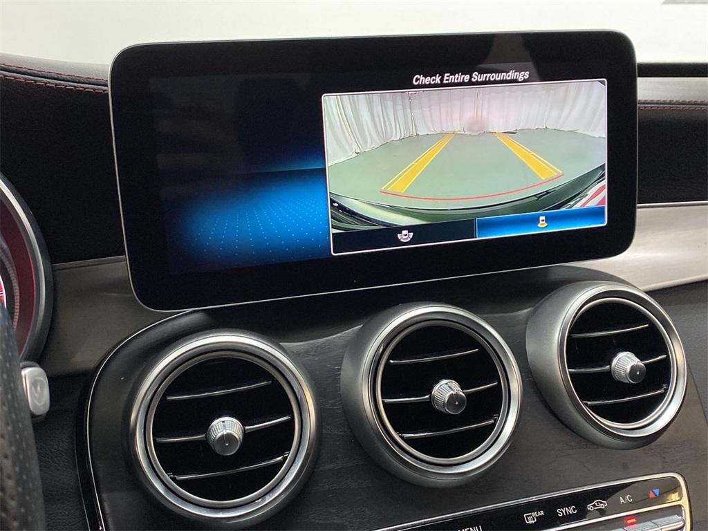 Used 2019 Mercedes-Benz C-Class C 43 AMG for sale $50,888 at Gravity Autos Marietta in Marietta GA 30060 33