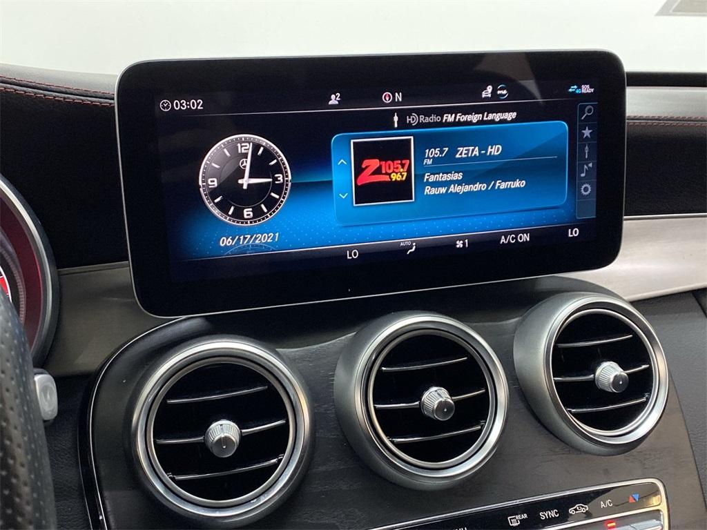 Used 2019 Mercedes-Benz C-Class C 43 AMG for sale $50,888 at Gravity Autos Marietta in Marietta GA 30060 34
