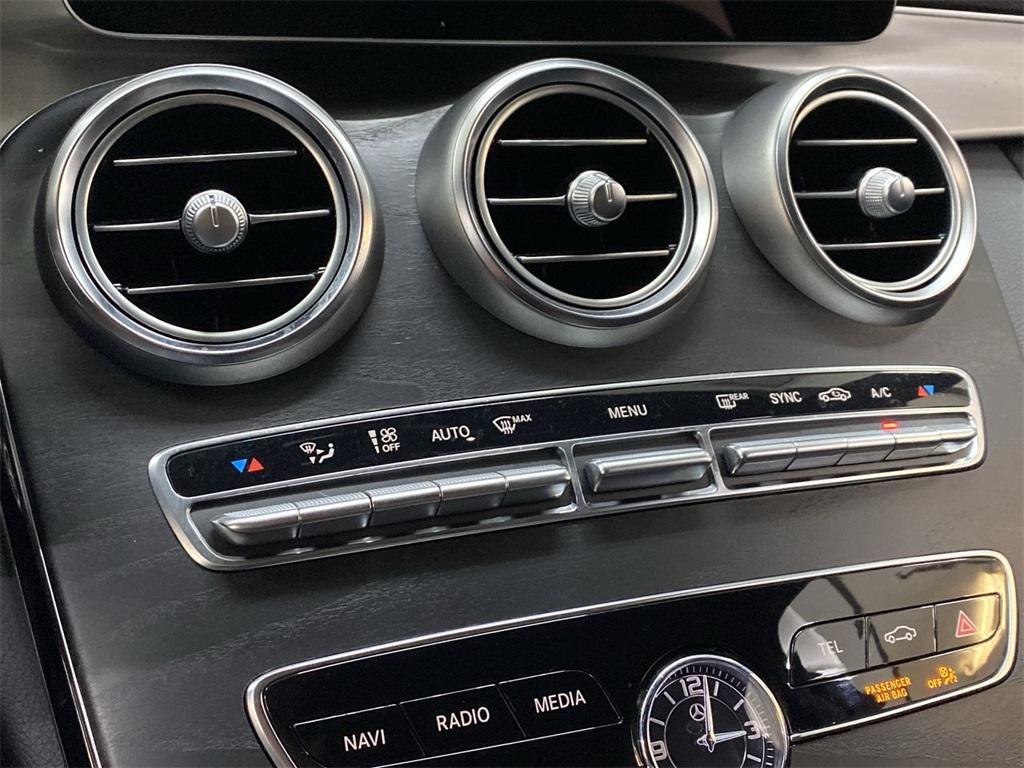 Used 2019 Mercedes-Benz C-Class C 43 AMG for sale $50,888 at Gravity Autos Marietta in Marietta GA 30060 35