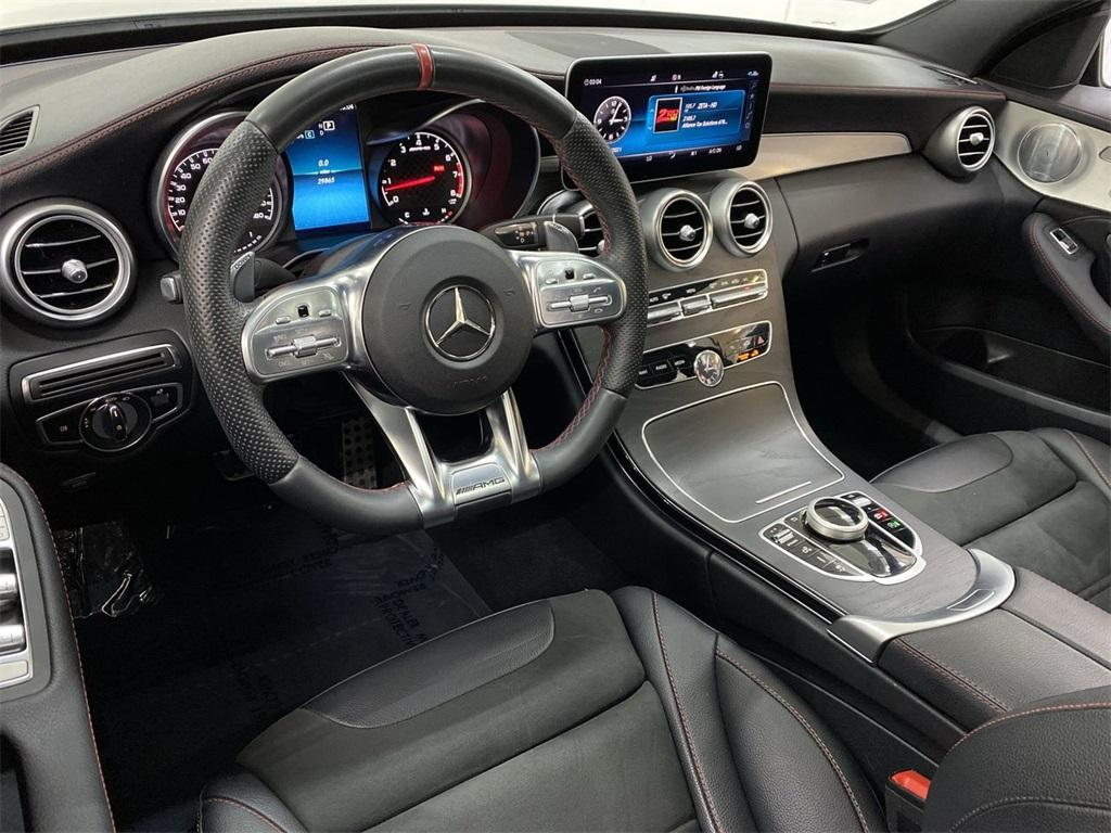 Used 2019 Mercedes-Benz C-Class C 43 AMG for sale $50,888 at Gravity Autos Marietta in Marietta GA 30060 41