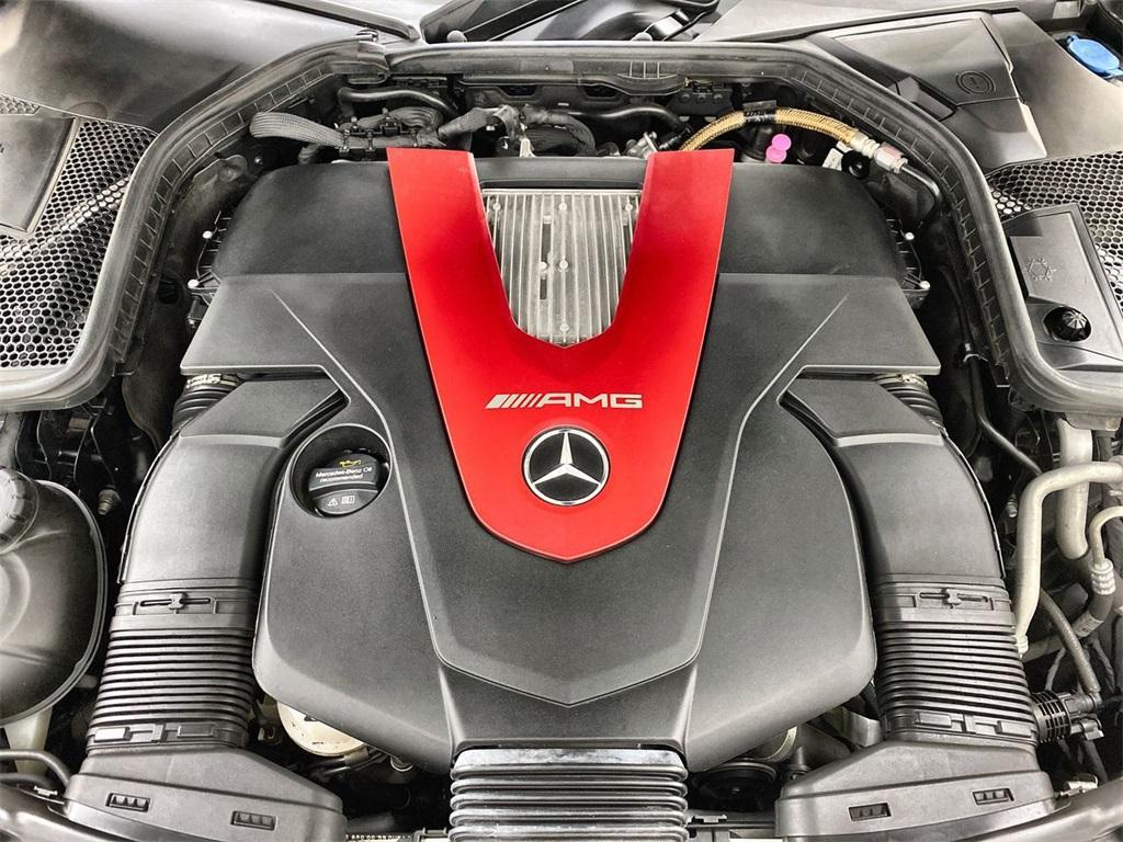 Used 2019 Mercedes-Benz C-Class C 43 AMG for sale $50,888 at Gravity Autos Marietta in Marietta GA 30060 48