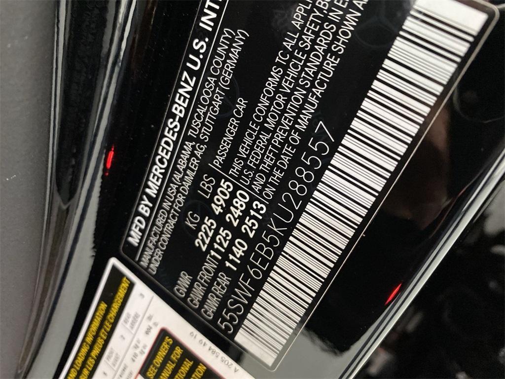 Used 2019 Mercedes-Benz C-Class C 43 AMG for sale $50,888 at Gravity Autos Marietta in Marietta GA 30060 49