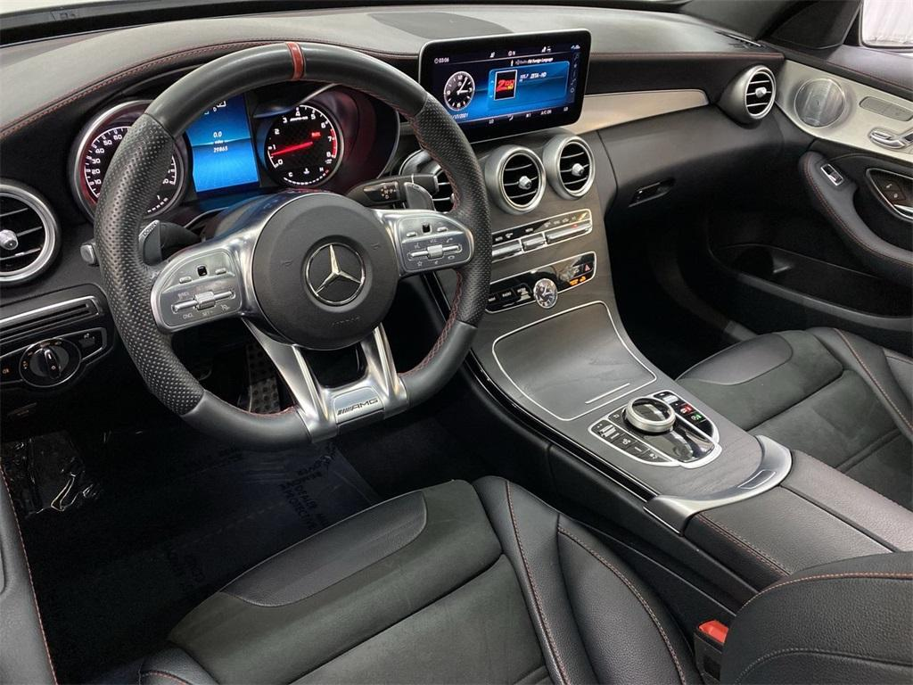 Used 2019 Mercedes-Benz C-Class C 43 AMG for sale $50,888 at Gravity Autos Marietta in Marietta GA 30060 8