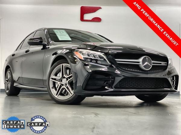 Used 2019 Mercedes-Benz C-Class C 43 AMG for sale $50,888 at Gravity Autos Marietta in Marietta GA