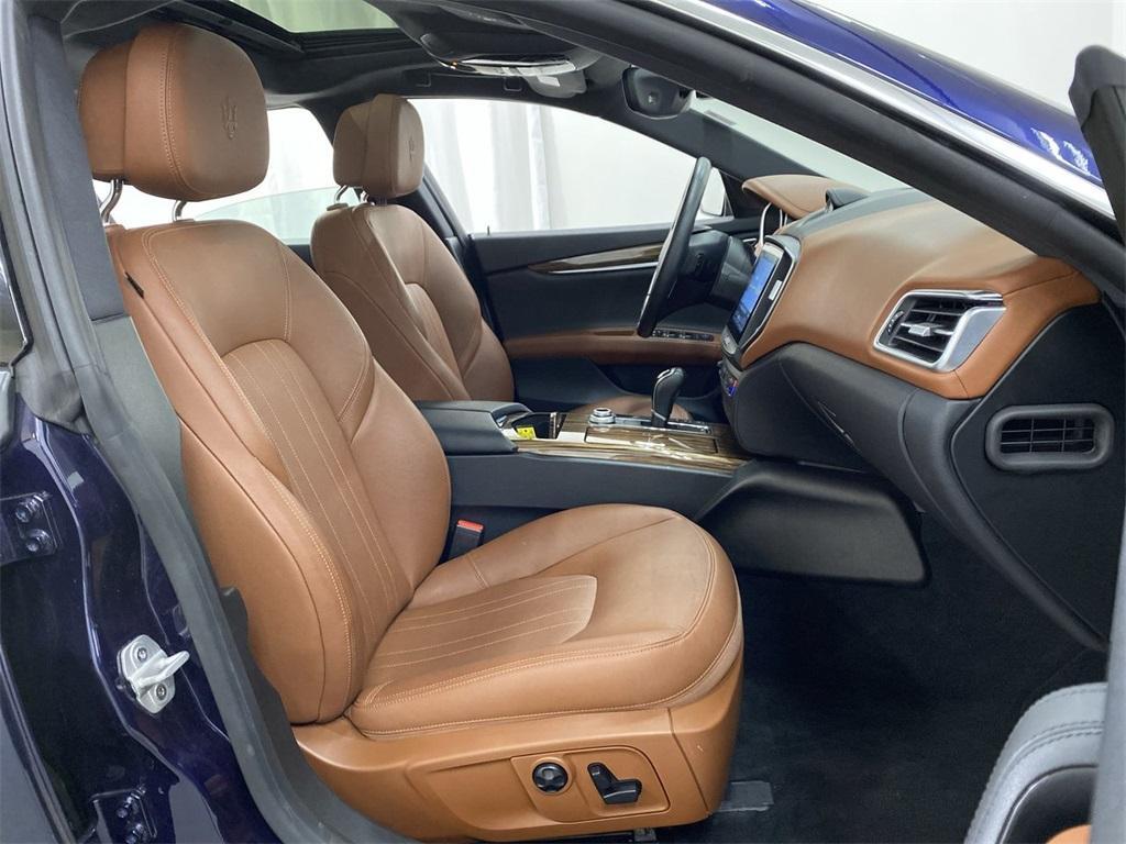 Used 2018 Maserati Ghibli S for sale $44,888 at Gravity Autos Marietta in Marietta GA 30060 11