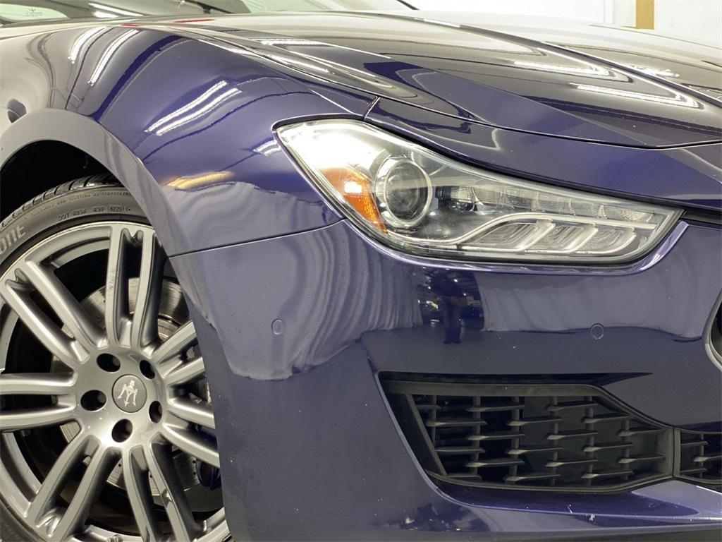 Used 2018 Maserati Ghibli S for sale $44,888 at Gravity Autos Marietta in Marietta GA 30060 12