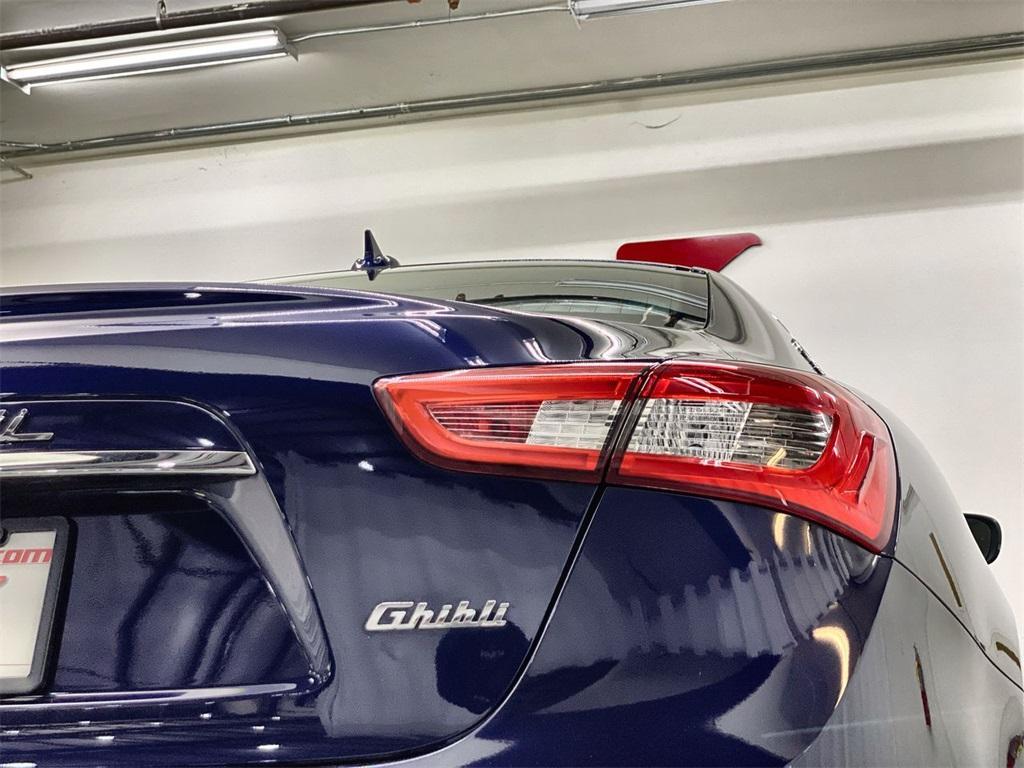 Used 2018 Maserati Ghibli S for sale $44,888 at Gravity Autos Marietta in Marietta GA 30060 13