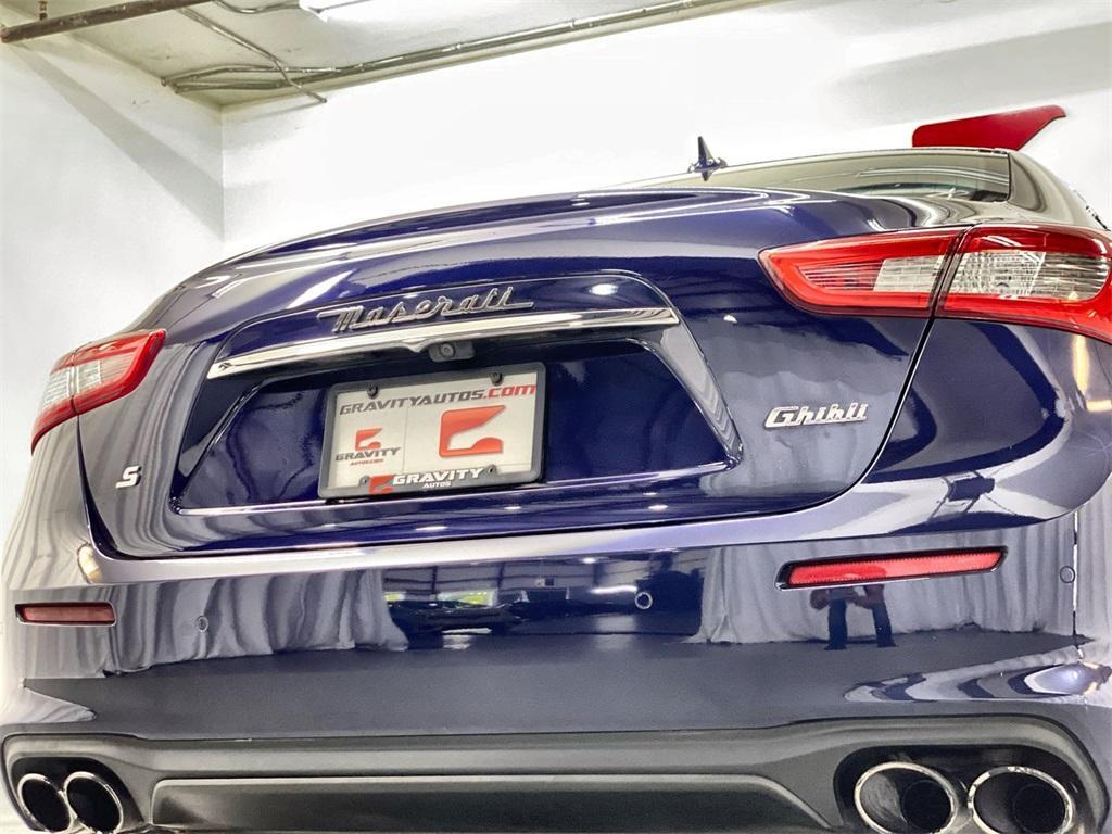 Used 2018 Maserati Ghibli S for sale $44,888 at Gravity Autos Marietta in Marietta GA 30060 14