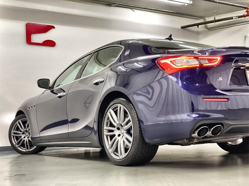 Used 2018 Maserati Ghibli S for sale $44,888 at Gravity Autos Marietta in Marietta GA 30060 15
