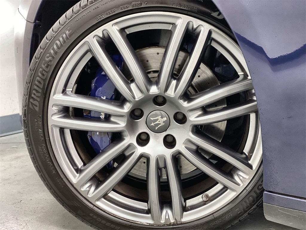 Used 2018 Maserati Ghibli S for sale $44,888 at Gravity Autos Marietta in Marietta GA 30060 18