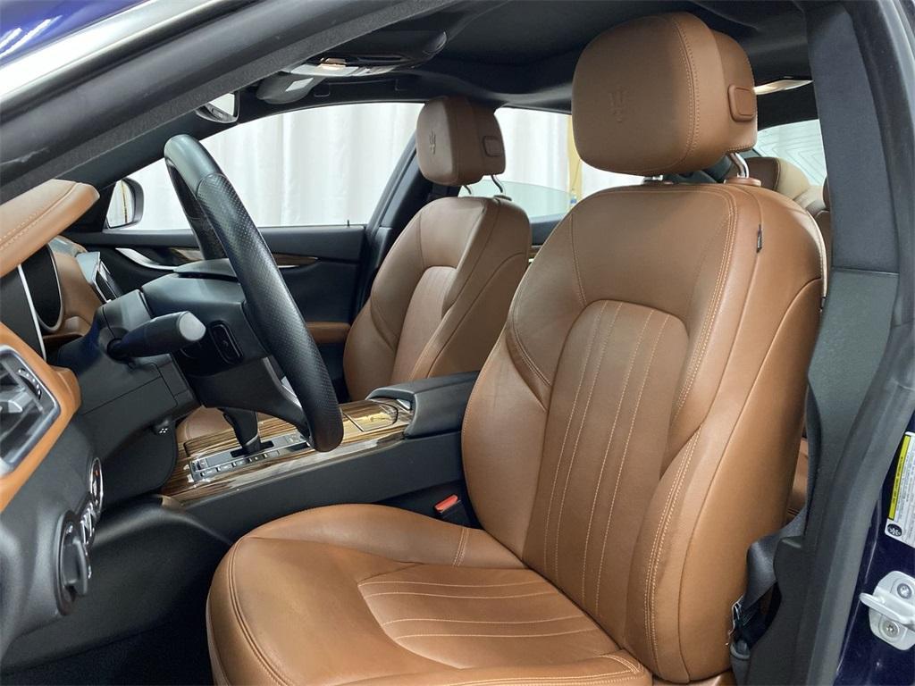 Used 2018 Maserati Ghibli S for sale $44,888 at Gravity Autos Marietta in Marietta GA 30060 19