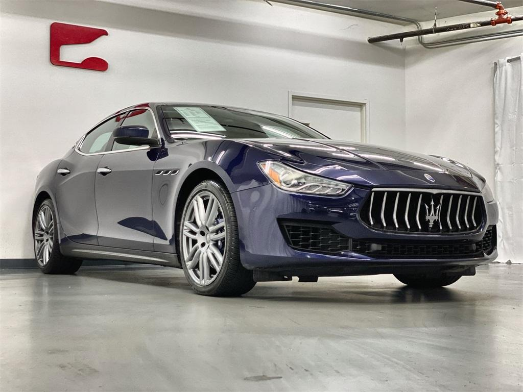 Used 2018 Maserati Ghibli S for sale $44,888 at Gravity Autos Marietta in Marietta GA 30060 2