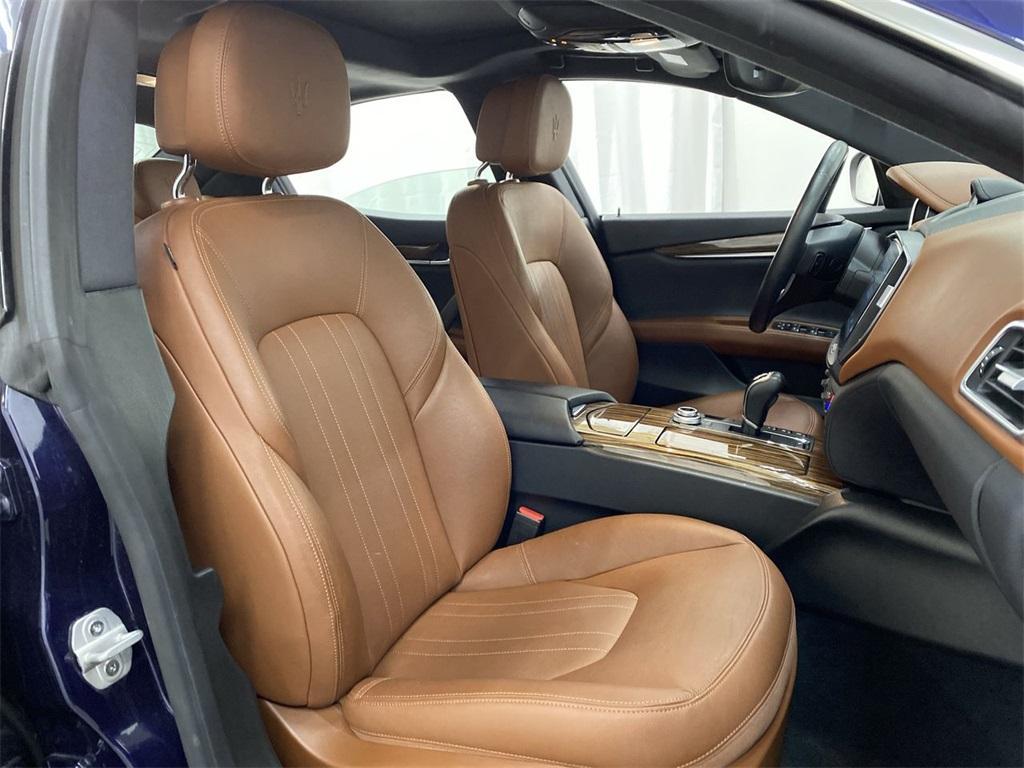 Used 2018 Maserati Ghibli S for sale $44,888 at Gravity Autos Marietta in Marietta GA 30060 21