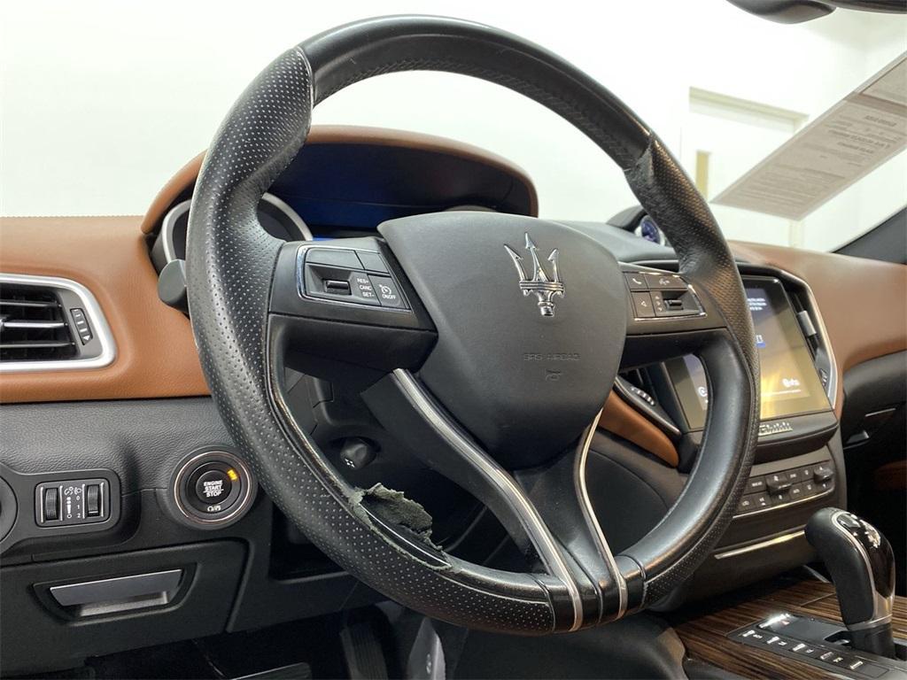 Used 2018 Maserati Ghibli S for sale $44,888 at Gravity Autos Marietta in Marietta GA 30060 26