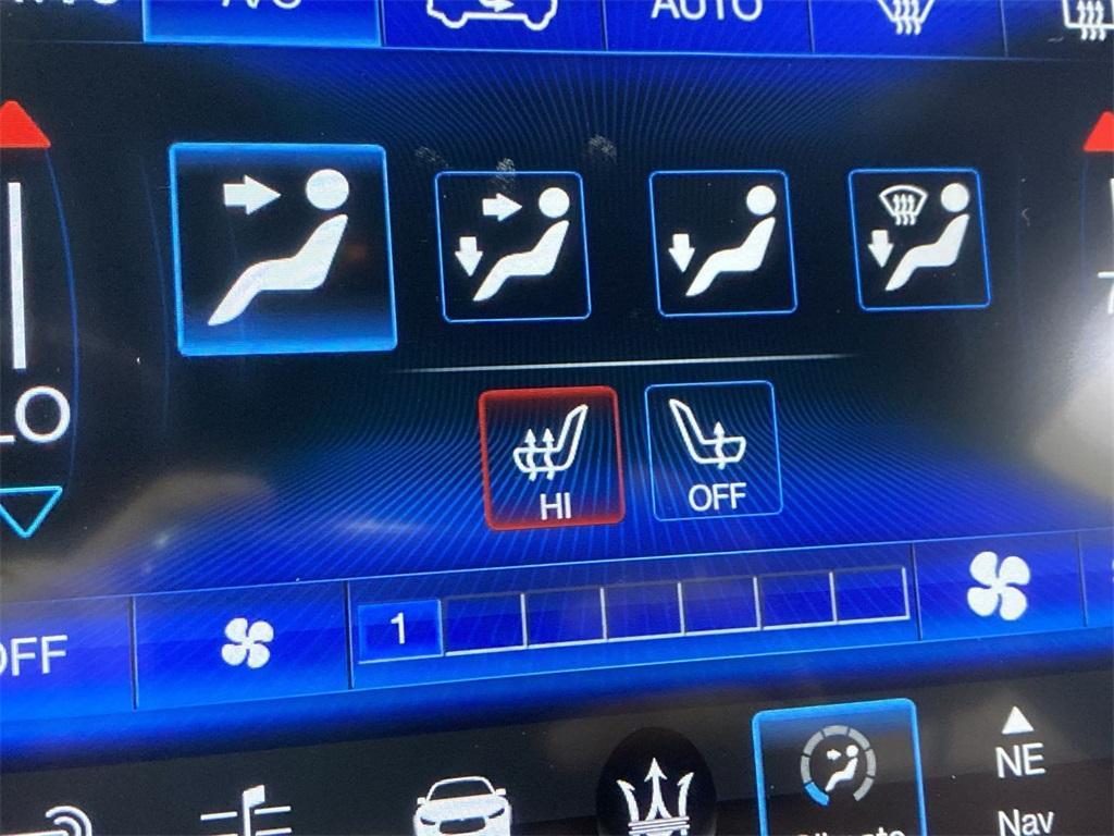 Used 2018 Maserati Ghibli S for sale $44,888 at Gravity Autos Marietta in Marietta GA 30060 35