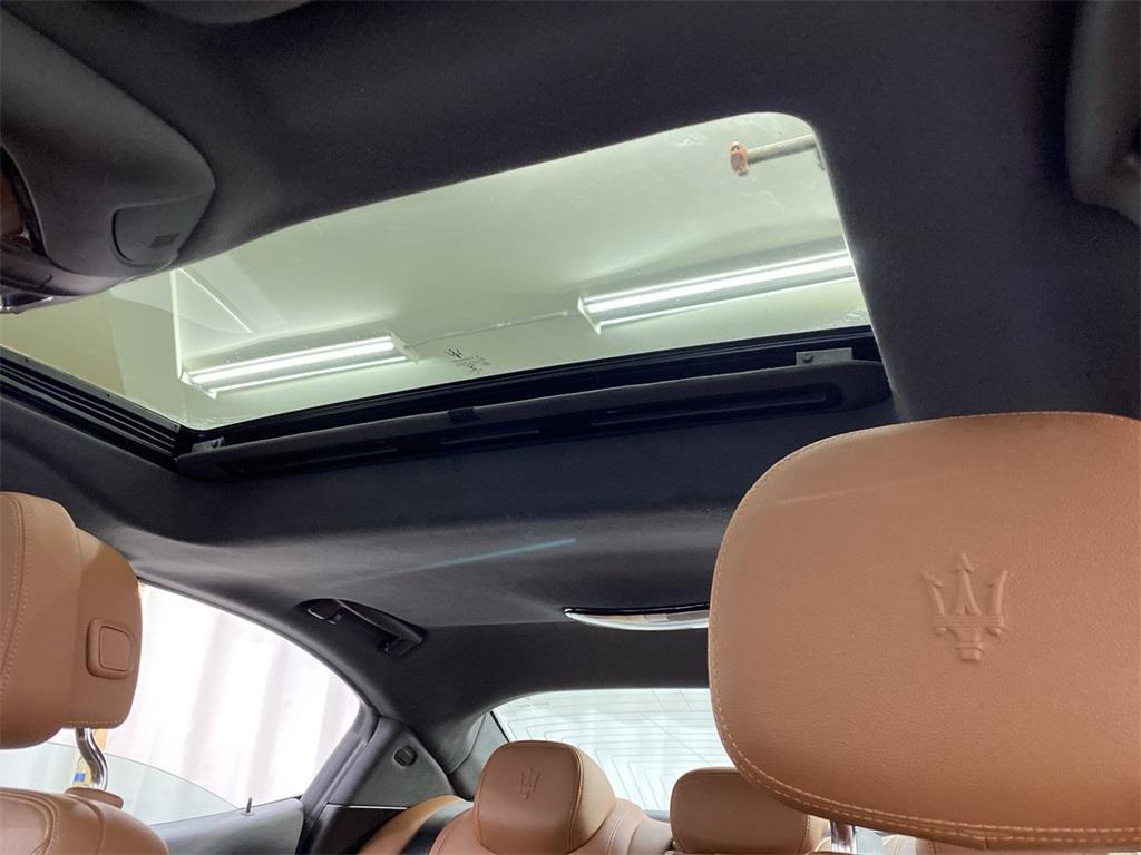 Used 2018 Maserati Ghibli S for sale $44,888 at Gravity Autos Marietta in Marietta GA 30060 39