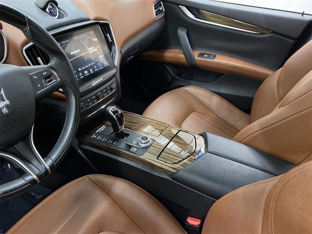 Used 2018 Maserati Ghibli S for sale $44,888 at Gravity Autos Marietta in Marietta GA 30060 40