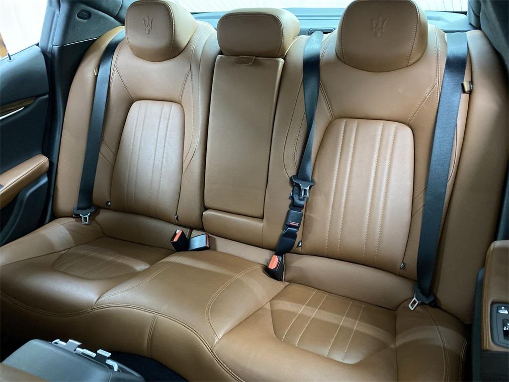 Used 2018 Maserati Ghibli S for sale $44,888 at Gravity Autos Marietta in Marietta GA 30060 41