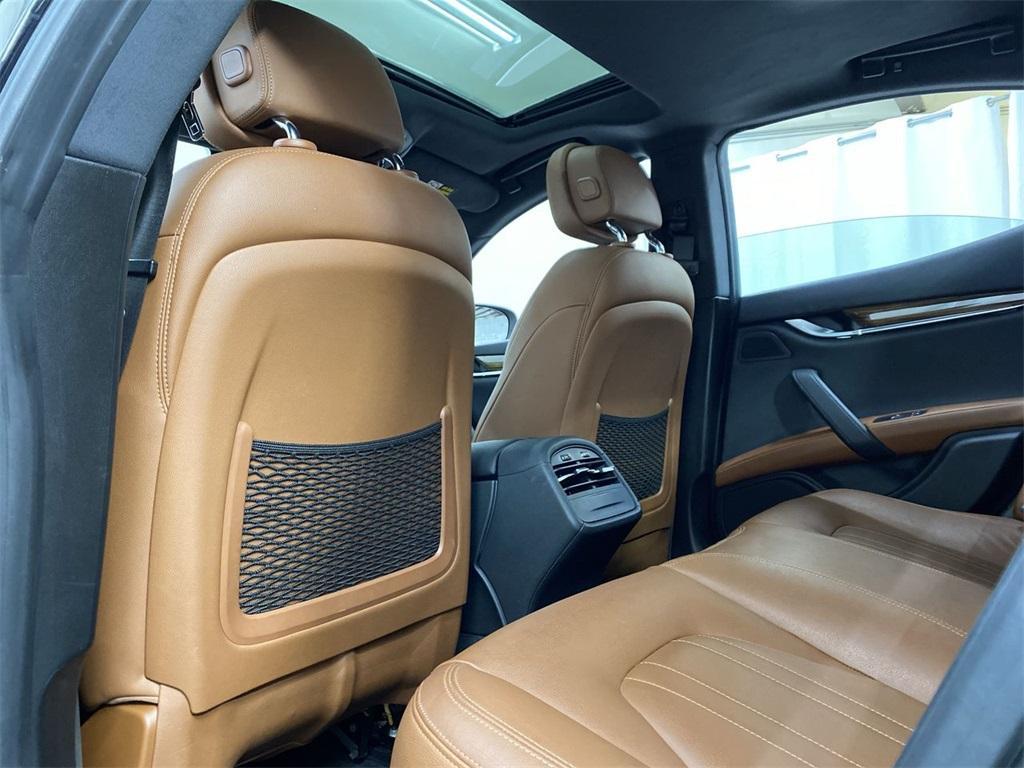 Used 2018 Maserati Ghibli S for sale $44,888 at Gravity Autos Marietta in Marietta GA 30060 42