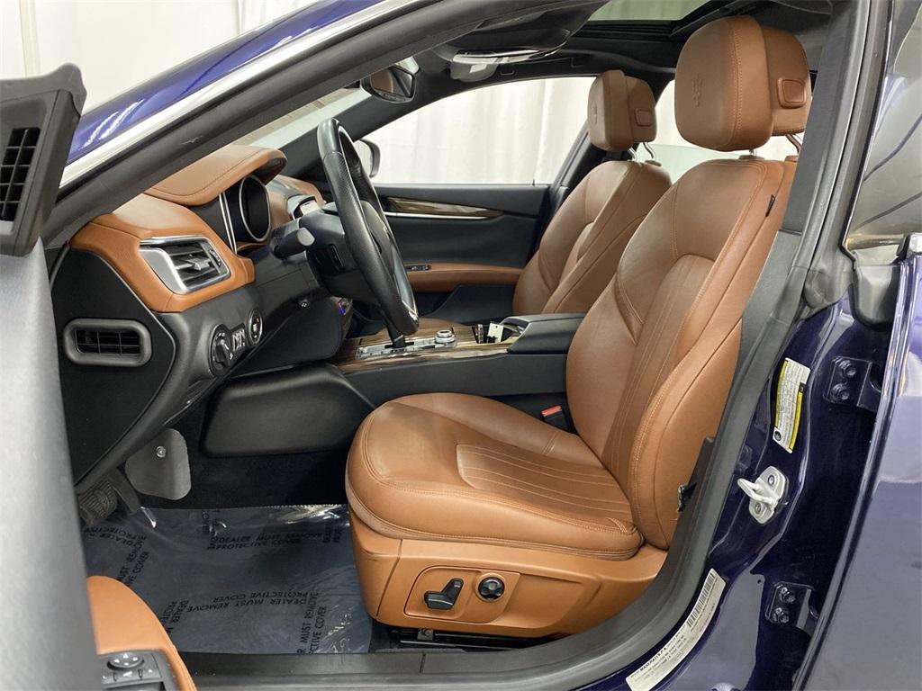 Used 2018 Maserati Ghibli S for sale $44,888 at Gravity Autos Marietta in Marietta GA 30060 9