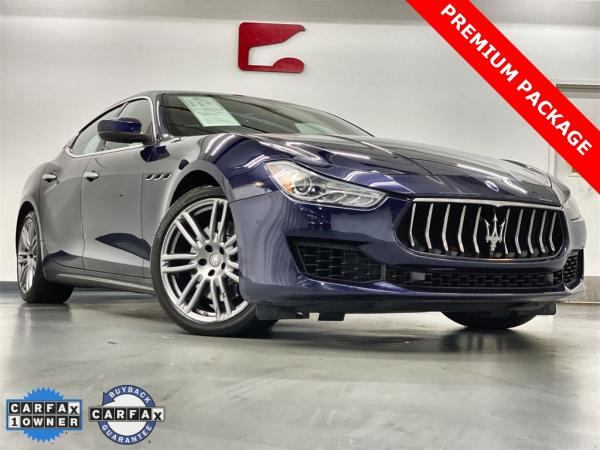 Used 2018 Maserati Ghibli S for sale $44,888 at Gravity Autos Marietta in Marietta GA