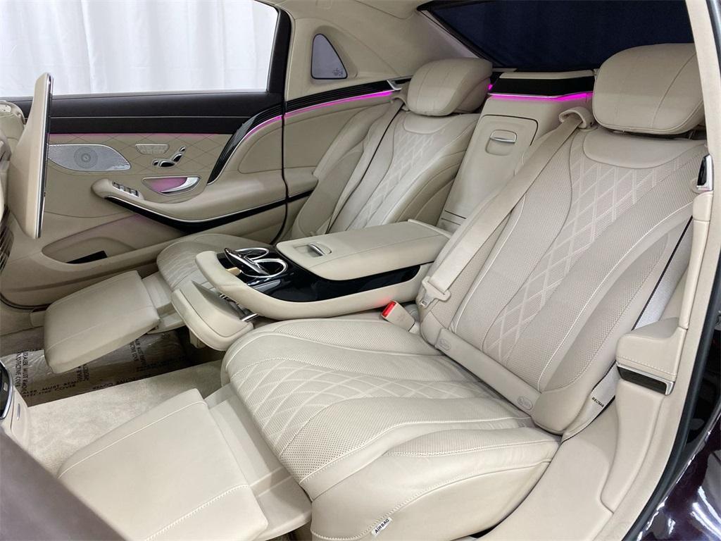 Used 2018 Mercedes-Benz S-Class Maybach S560 for sale $111,888 at Gravity Autos Marietta in Marietta GA 30060 10