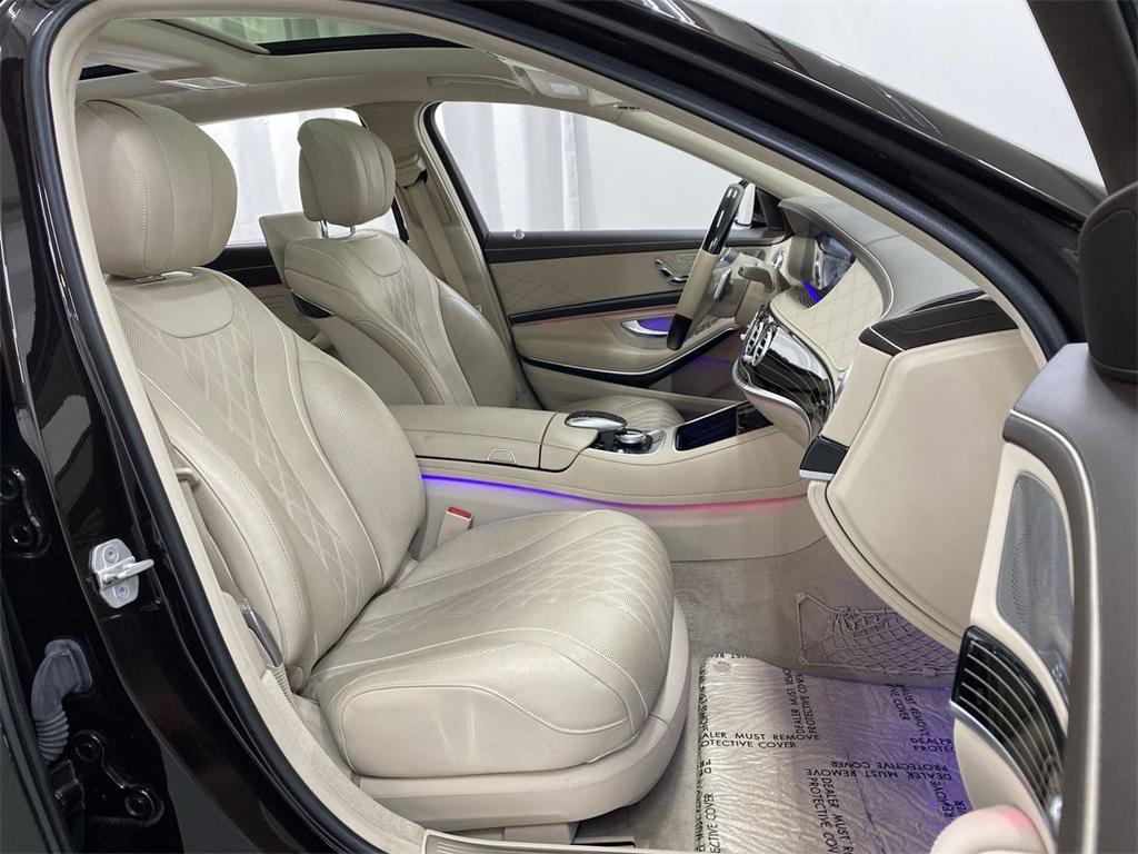 Used 2018 Mercedes-Benz S-Class Maybach S560 for sale $111,888 at Gravity Autos Marietta in Marietta GA 30060 11