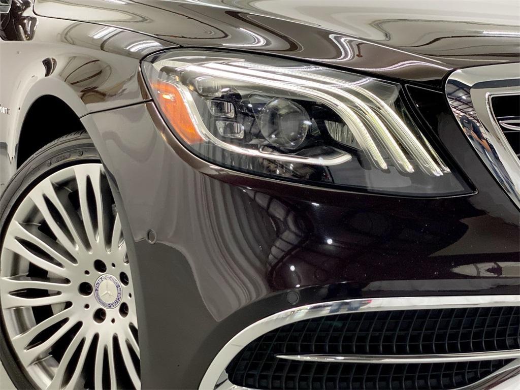 Used 2018 Mercedes-Benz S-Class Maybach S560 for sale $111,888 at Gravity Autos Marietta in Marietta GA 30060 12