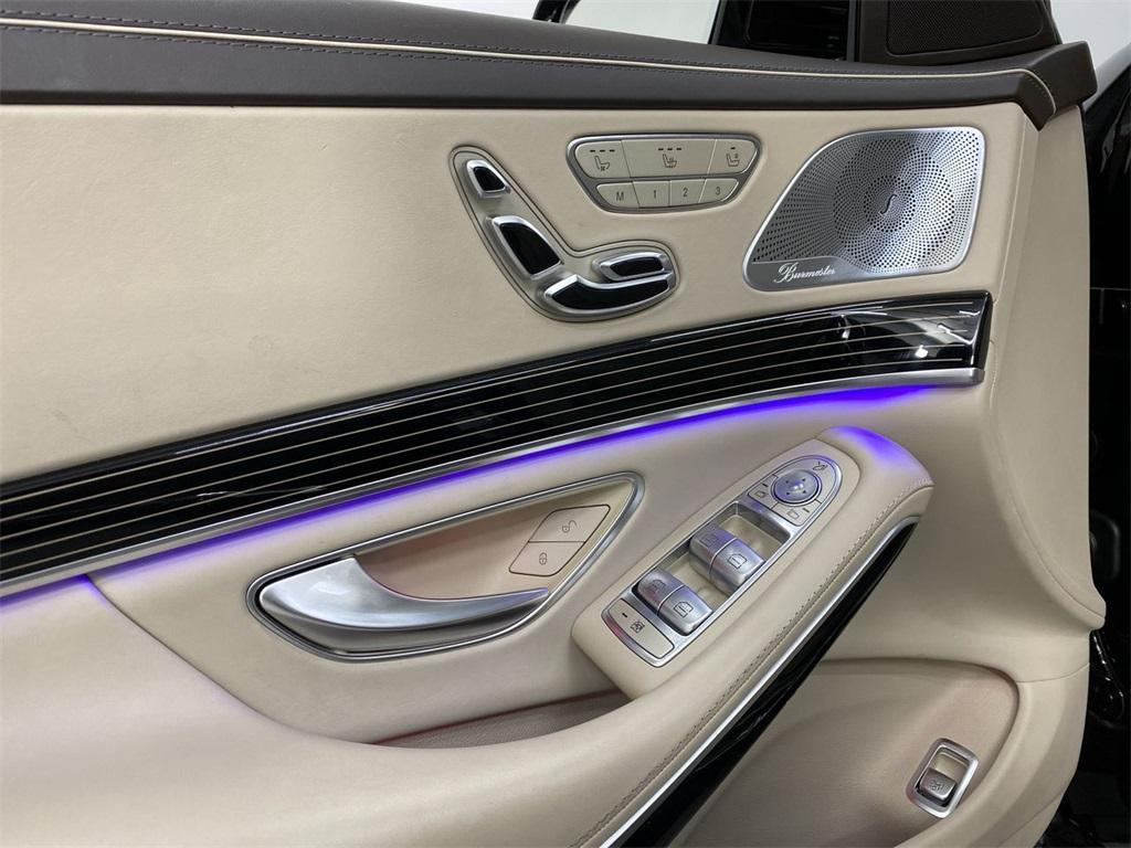 Used 2018 Mercedes-Benz S-Class Maybach S560 for sale $111,888 at Gravity Autos Marietta in Marietta GA 30060 24