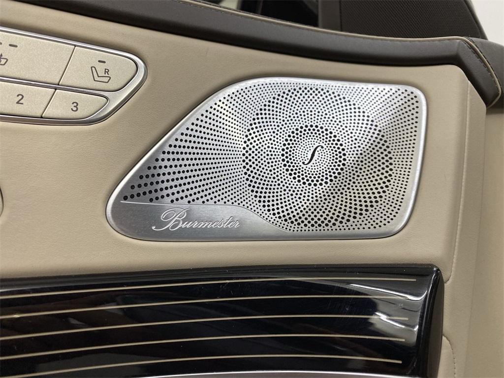 Used 2018 Mercedes-Benz S-Class Maybach S560 for sale $111,888 at Gravity Autos Marietta in Marietta GA 30060 25