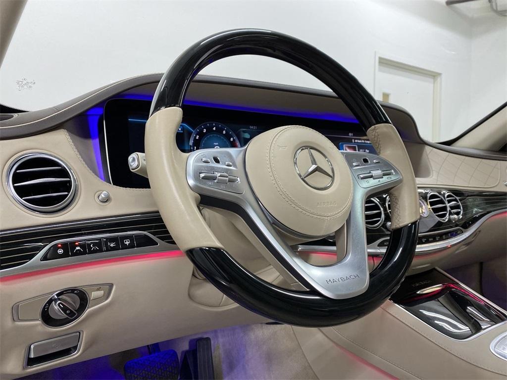 Used 2018 Mercedes-Benz S-Class Maybach S560 for sale $111,888 at Gravity Autos Marietta in Marietta GA 30060 27