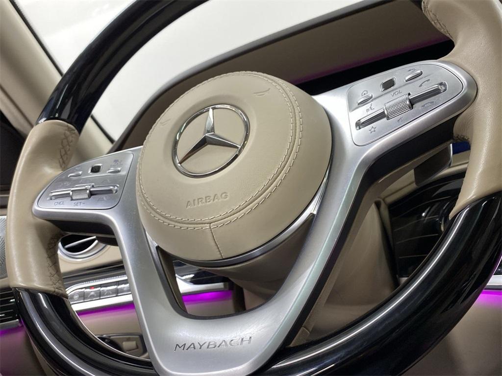 Used 2018 Mercedes-Benz S-Class Maybach S560 for sale $111,888 at Gravity Autos Marietta in Marietta GA 30060 30