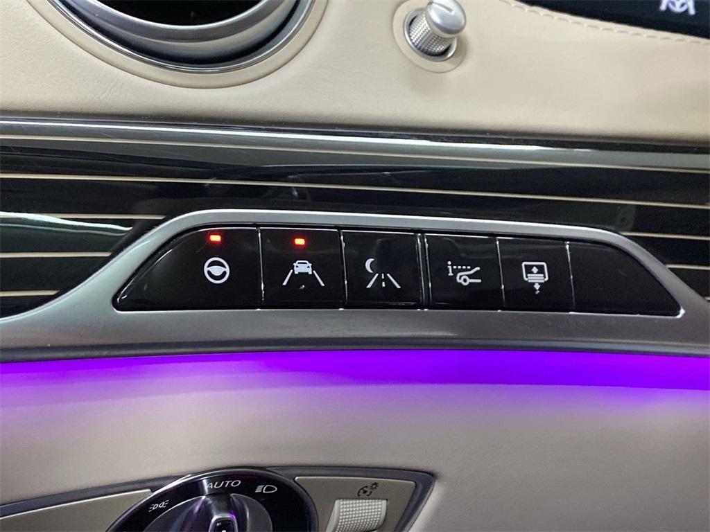 Used 2018 Mercedes-Benz S-Class Maybach S560 for sale $111,888 at Gravity Autos Marietta in Marietta GA 30060 34