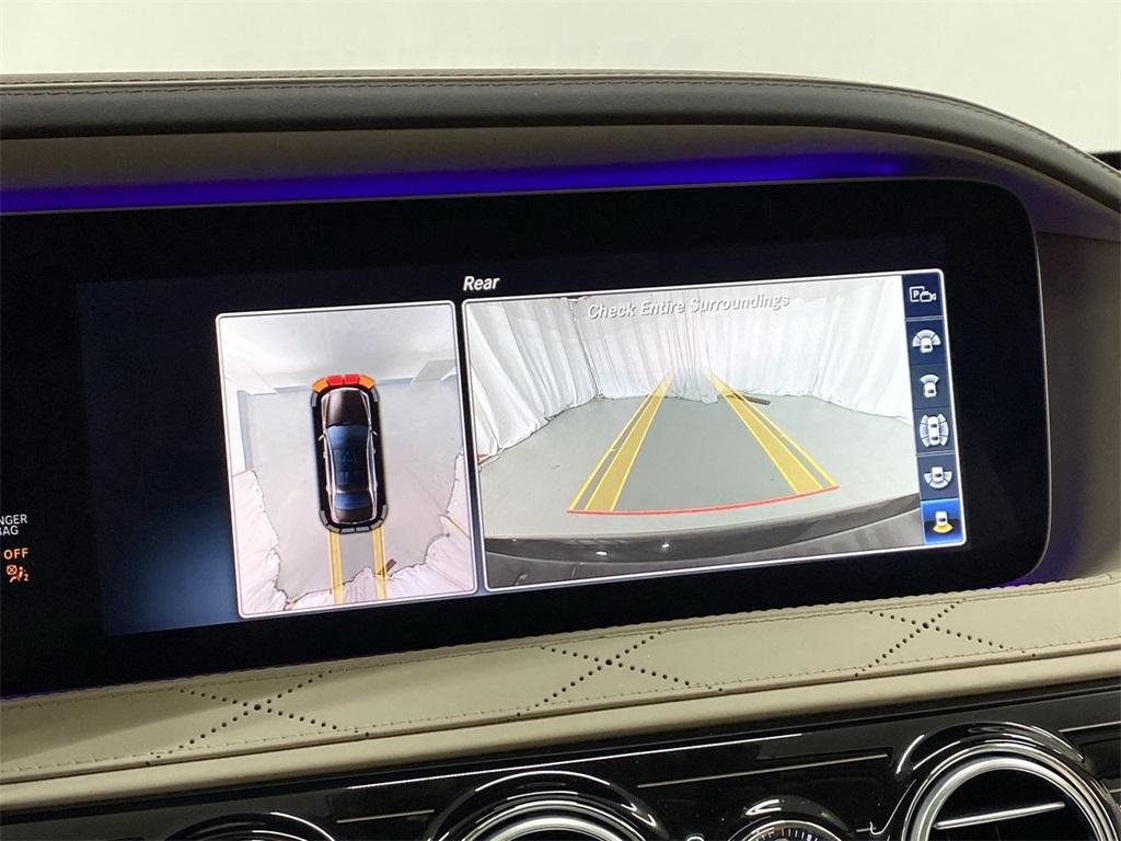 Used 2018 Mercedes-Benz S-Class Maybach S560 for sale $111,888 at Gravity Autos Marietta in Marietta GA 30060 37
