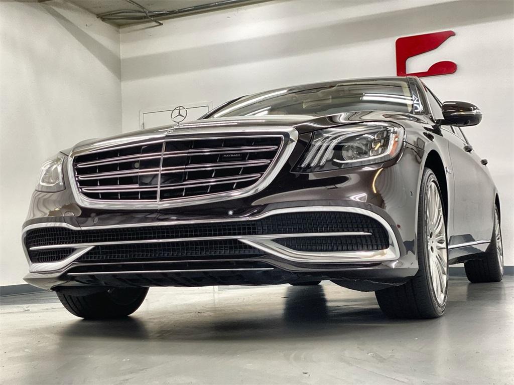 Used 2018 Mercedes-Benz S-Class Maybach S560 for sale $111,888 at Gravity Autos Marietta in Marietta GA 30060 4
