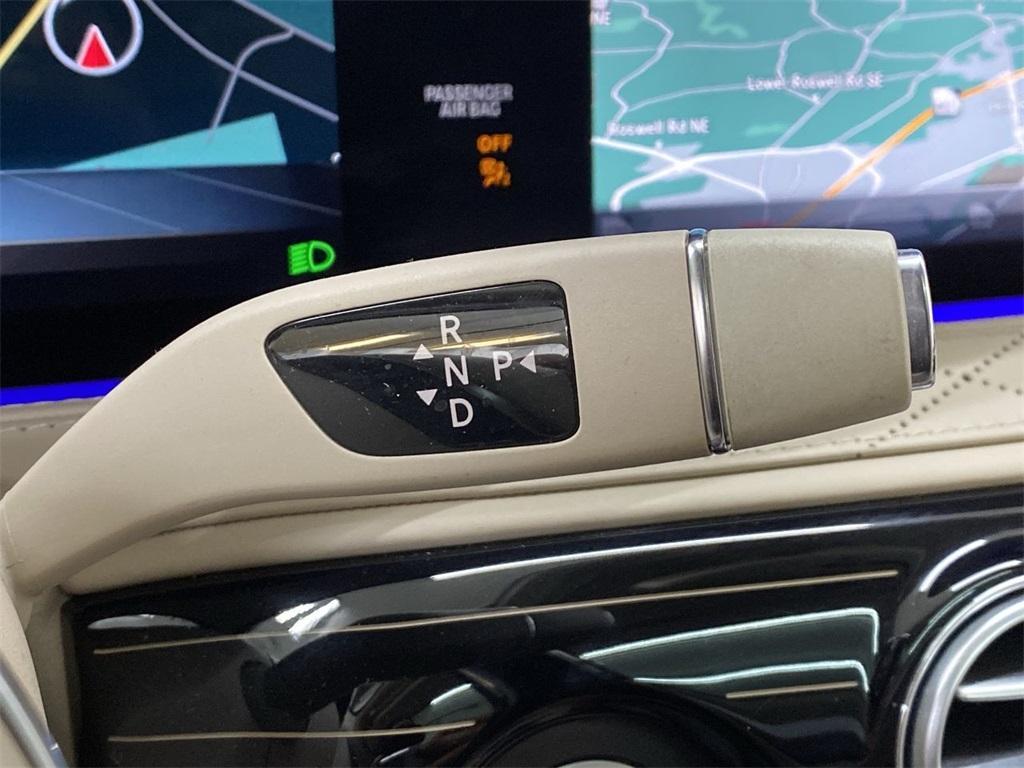 Used 2018 Mercedes-Benz S-Class Maybach S560 for sale $111,888 at Gravity Autos Marietta in Marietta GA 30060 43