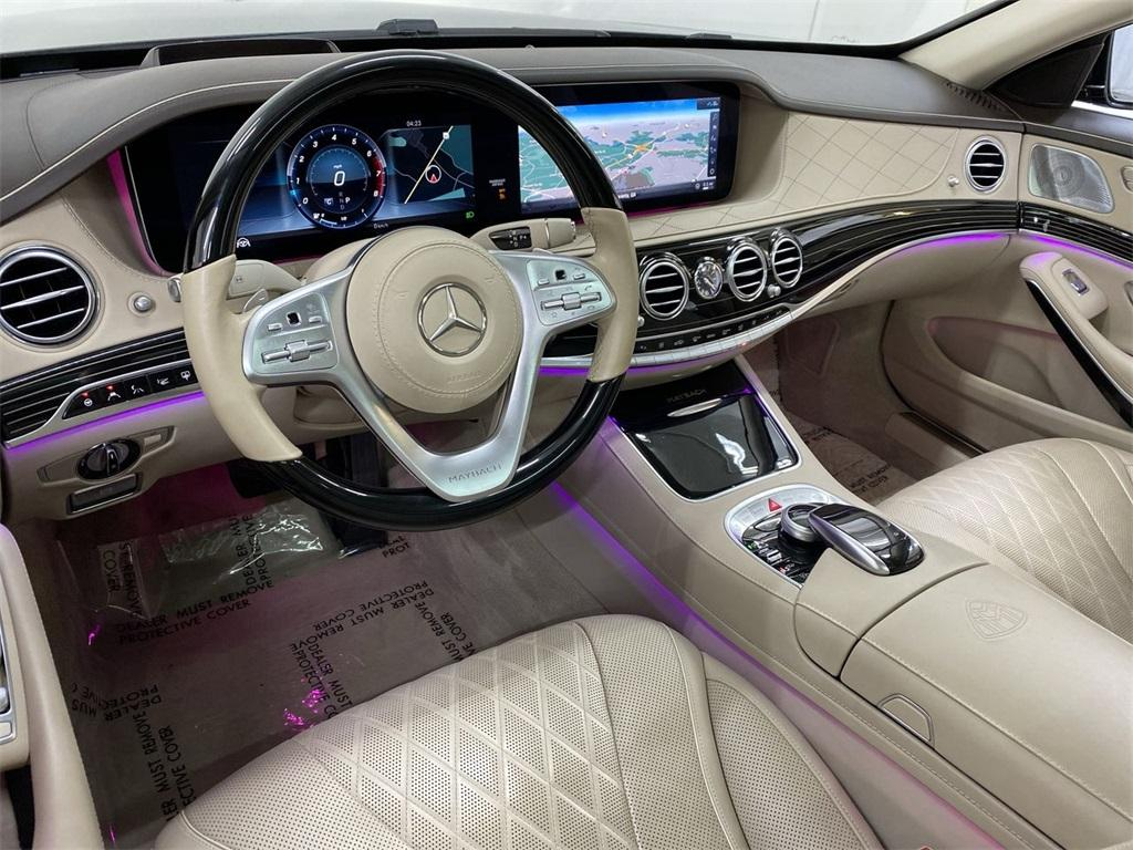 Used 2018 Mercedes-Benz S-Class Maybach S560 for sale $111,888 at Gravity Autos Marietta in Marietta GA 30060 47