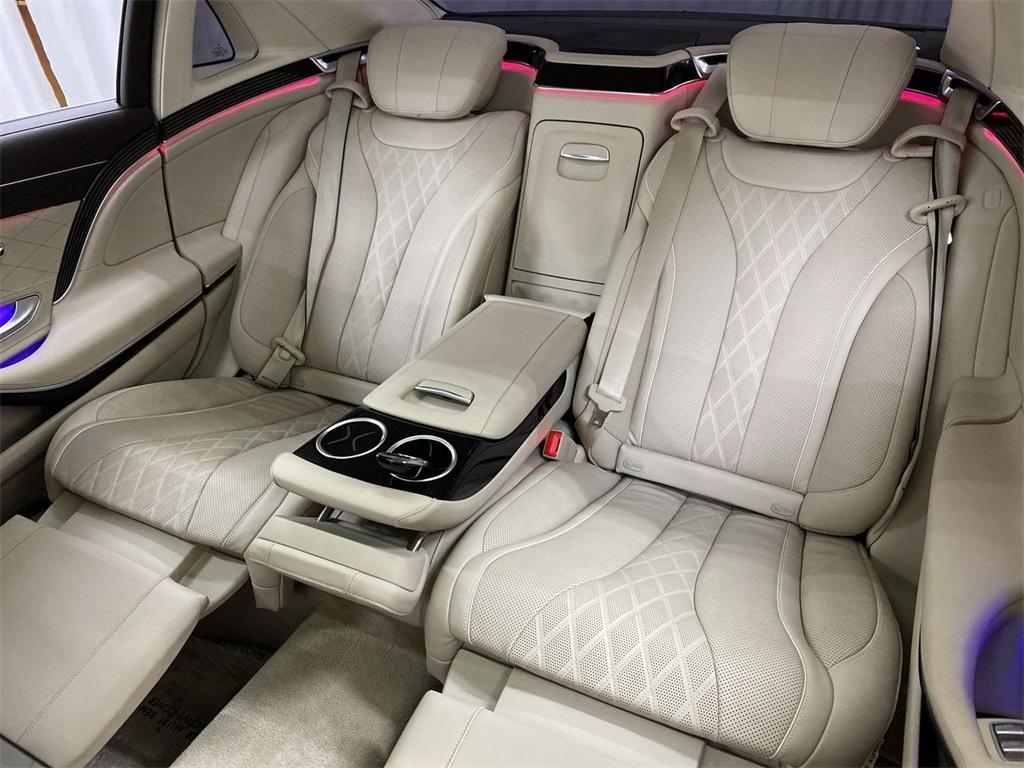 Used 2018 Mercedes-Benz S-Class Maybach S560 for sale $111,888 at Gravity Autos Marietta in Marietta GA 30060 48
