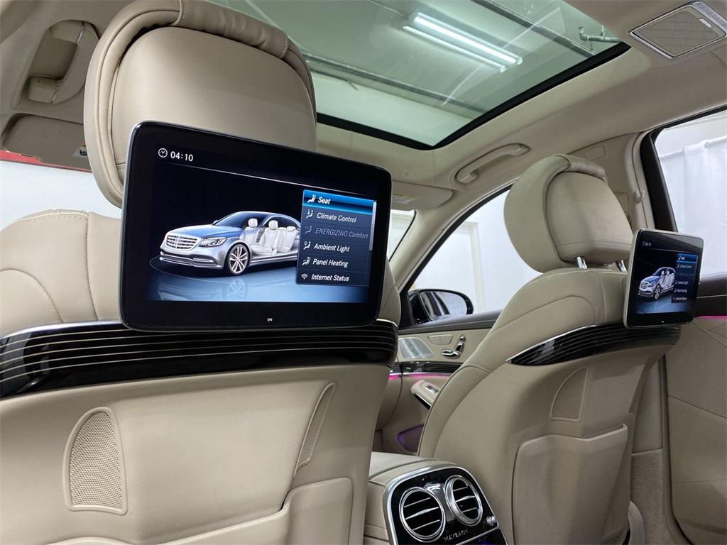 Used 2018 Mercedes-Benz S-Class Maybach S560 for sale $111,888 at Gravity Autos Marietta in Marietta GA 30060 51