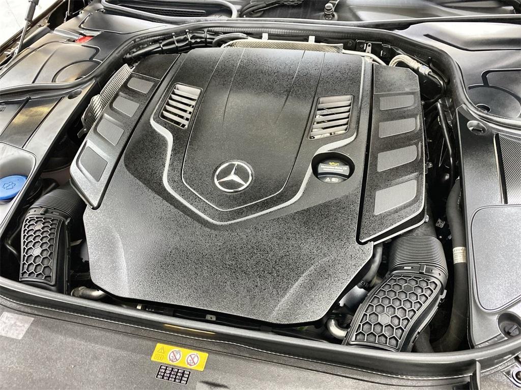Used 2018 Mercedes-Benz S-Class Maybach S560 for sale $111,888 at Gravity Autos Marietta in Marietta GA 30060 59