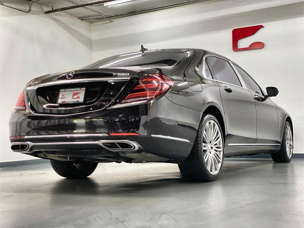 Used 2018 Mercedes-Benz S-Class Maybach S560 for sale $111,888 at Gravity Autos Marietta in Marietta GA 30060 7