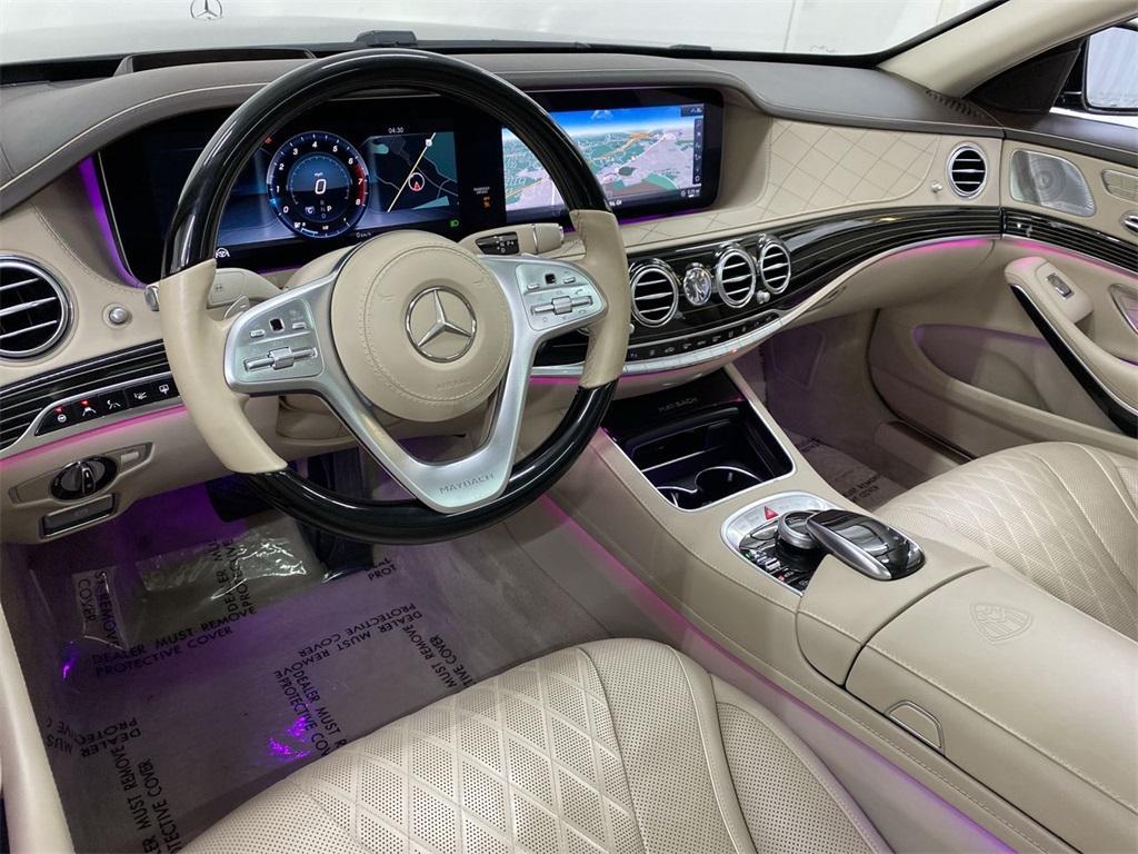 Used 2018 Mercedes-Benz S-Class Maybach S560 for sale $111,888 at Gravity Autos Marietta in Marietta GA 30060 8